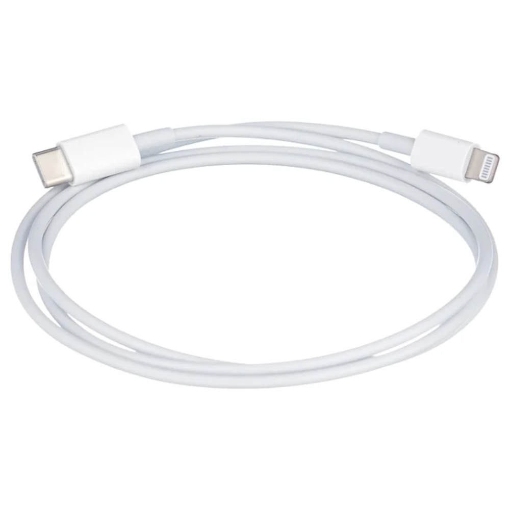 Кабель Apple USB Type-C - Lightning (MQGJ2ZM/A) White