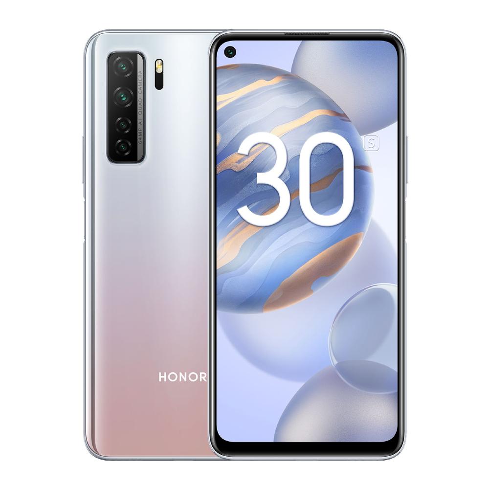 HONOR 30S 6/128GB Titanium Silver