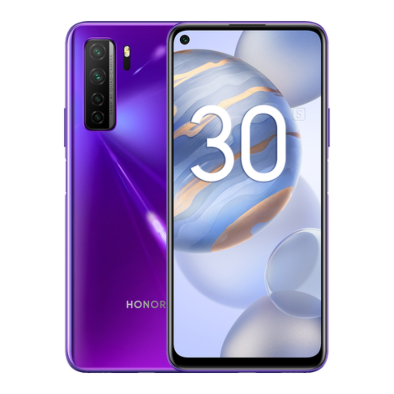 HONOR 30S 6/128GB Neon Purple