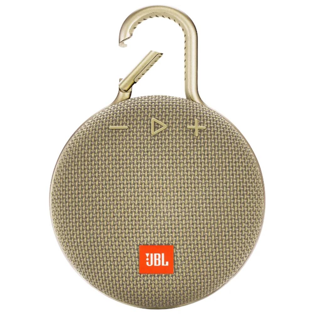Портативная акустика JBL CLIP 3, Desert Sand