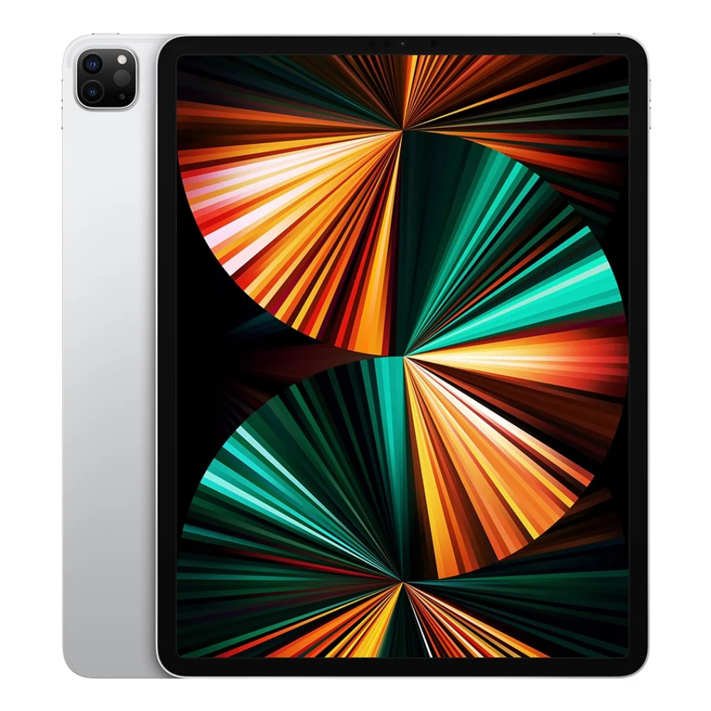 Apple iPad Pro 12.9 (2021) 128Gb Wi-Fi Silver