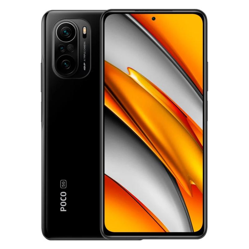 Xiaomi Poco F3 NFC 6/128GB Night Black