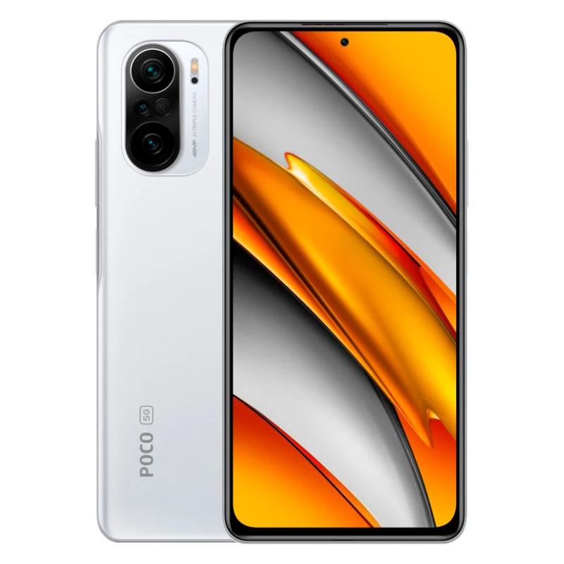 Xiaomi Poco F3 NFC 8/256GB Arctic White