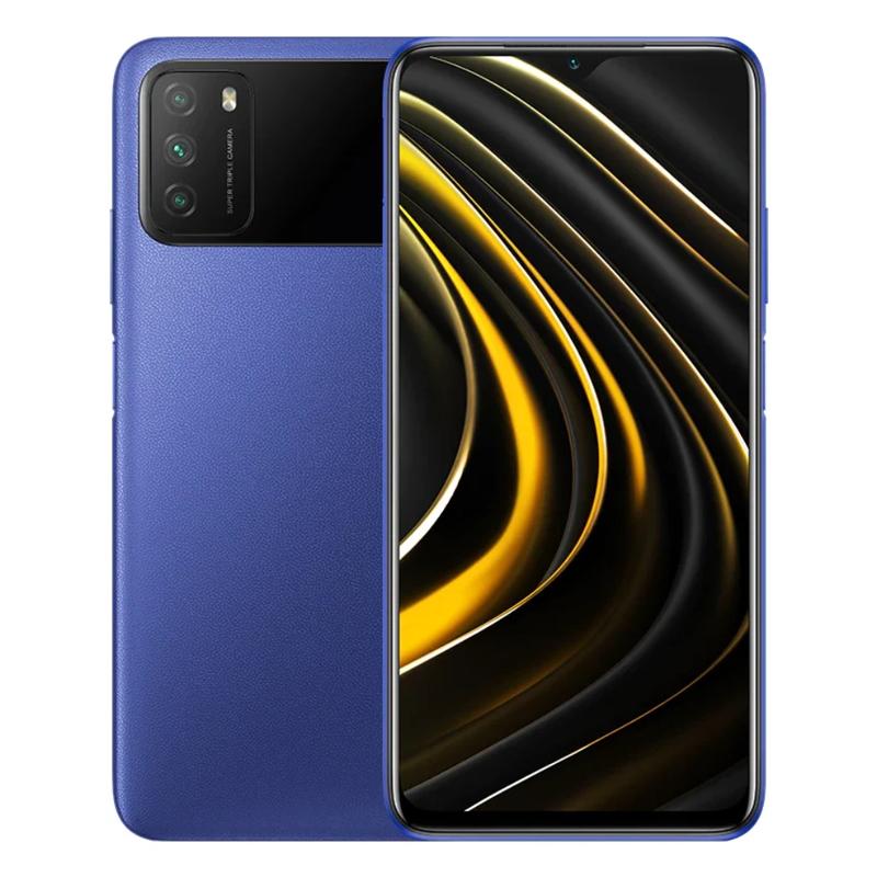 Xiaomi Poco M3 4/64GB Blue