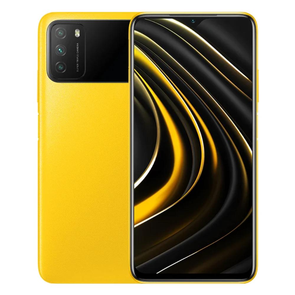 Xiaomi Poco M3 4/128GB Yellow