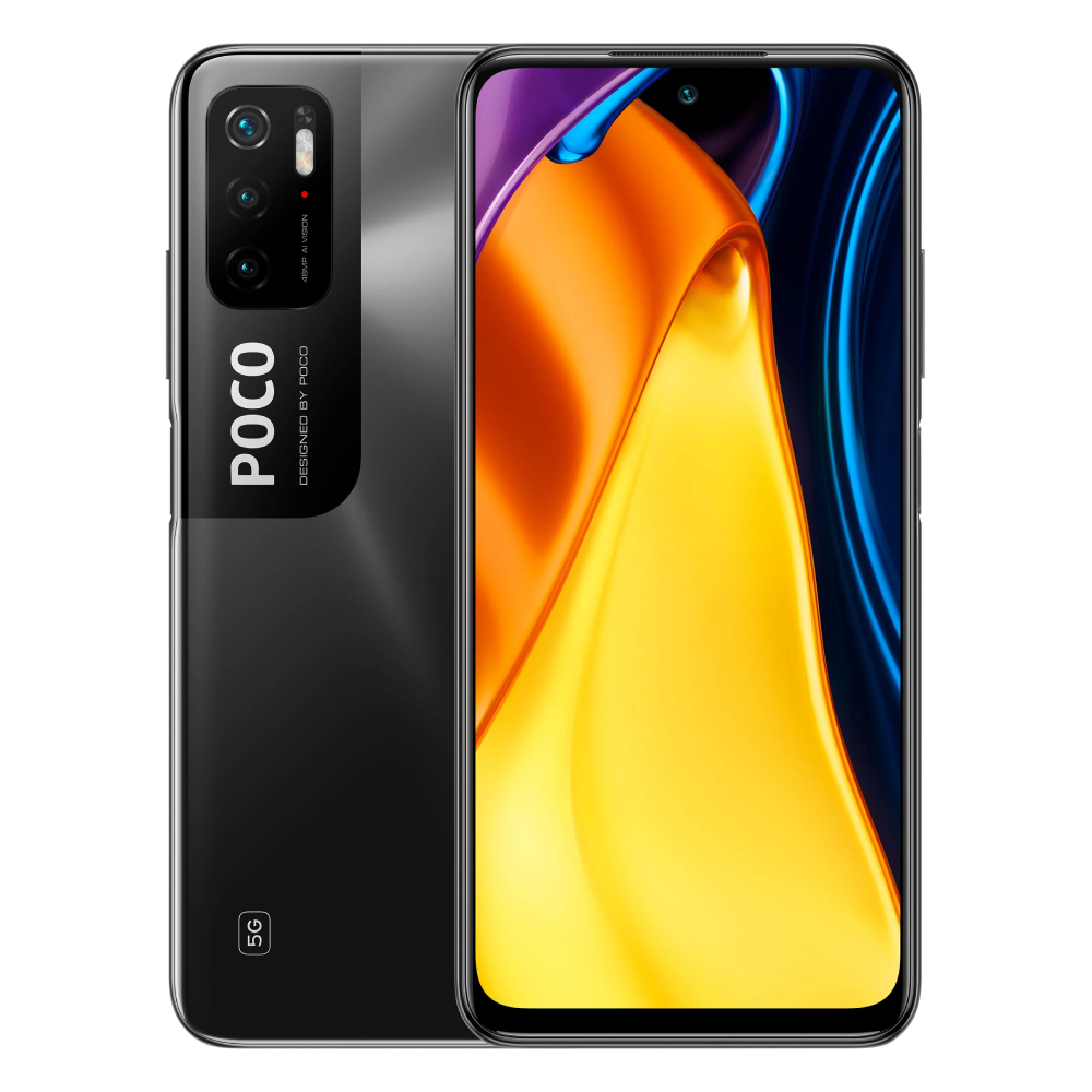 Xiaomi POCO M3 Pro 5G 4/64GB (NFC) Black