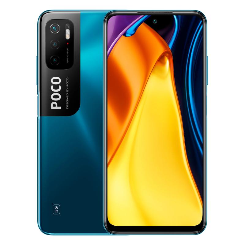 Xiaomi POCO M3 Pro 5G 4/64GB (NFC) Blue