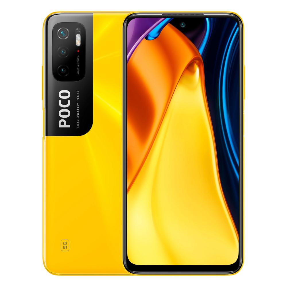 Xiaomi POCO M3 Pro 5G 4/64GB (NFC) Yellow