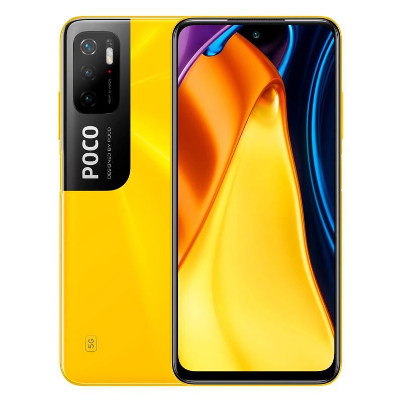 Xiaomi POCO M3 Pro 5G 6/128GB (NFC) Yellow