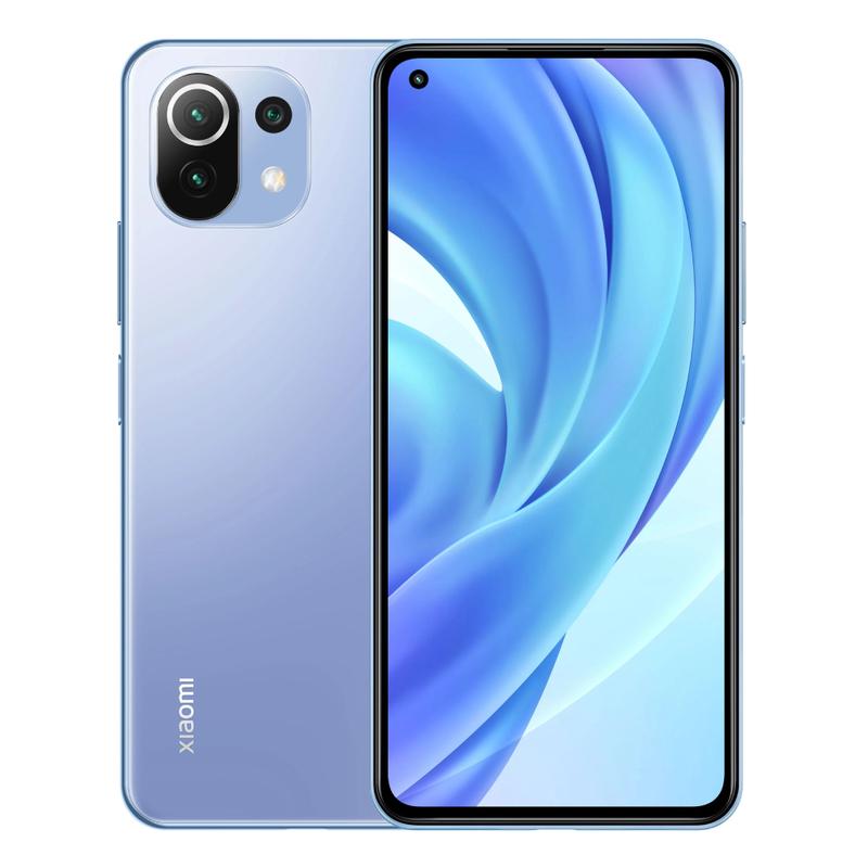 Xiaomi Mi 11 Lite 8/128GB (NFC) Bubblegum Blue