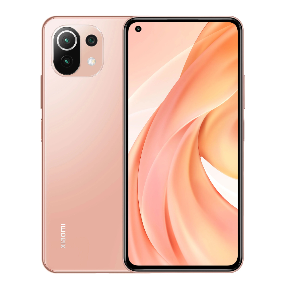 Xiaomi Mi 11 Lite 8/128GB (NFC) Peach Pink