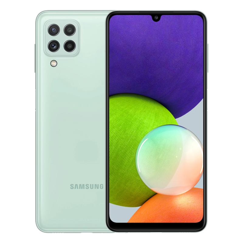 Samsung Galaxy A22 4/64GB Light Green