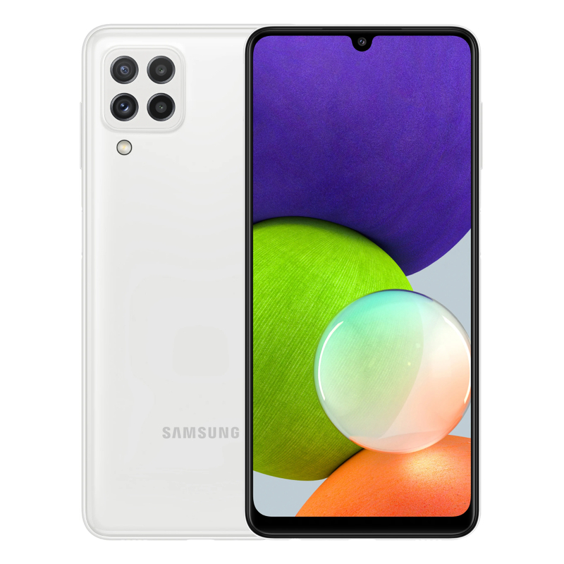 Samsung Galaxy A22 4/128GB White