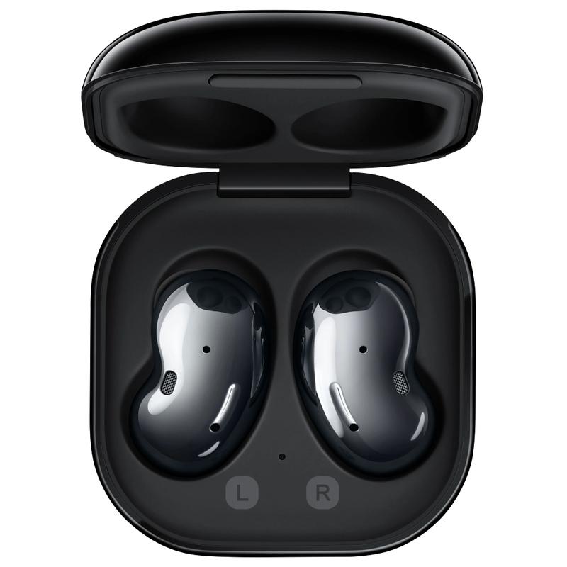 Беспроводные наушники Samsung Galaxy Buds Live Black