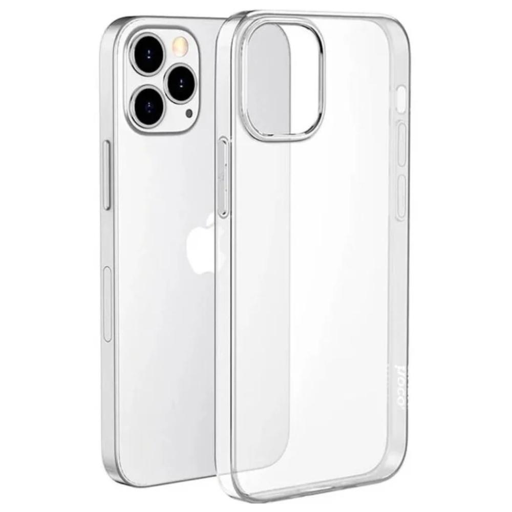 Чехол-накладка Hoco Light для iPhone 12 Pro Max прозрачный
