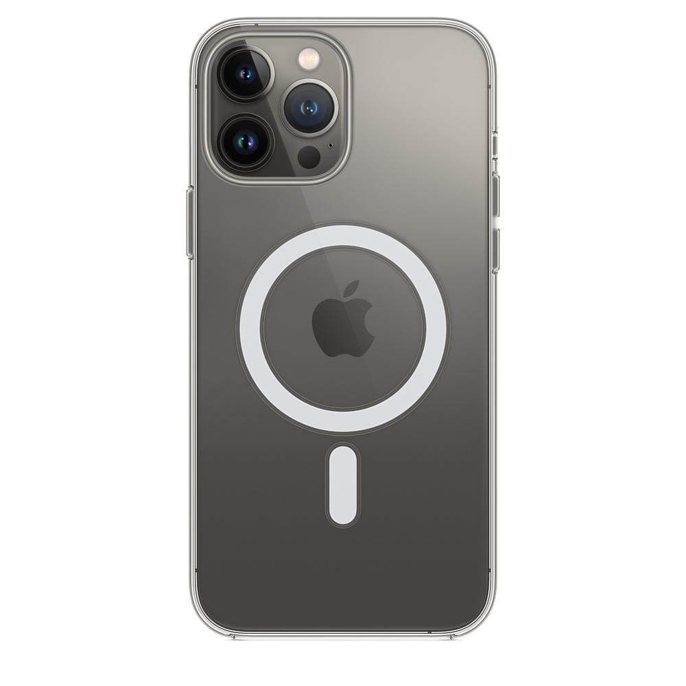 Прозрачный чехол MagSafe для iPhone 13 Pro