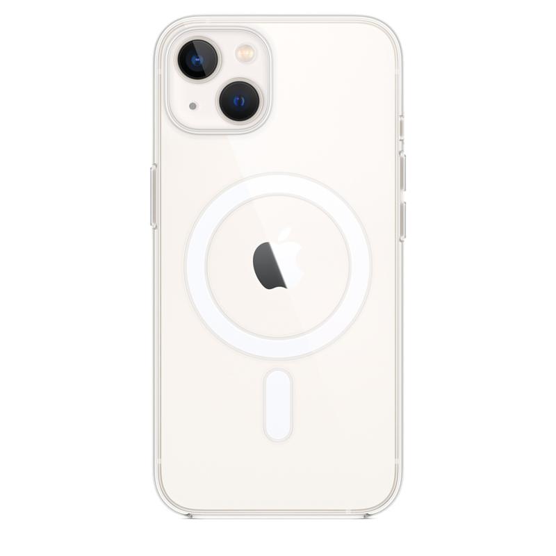 Прозрачный чехол MagSafe для iPhone 13