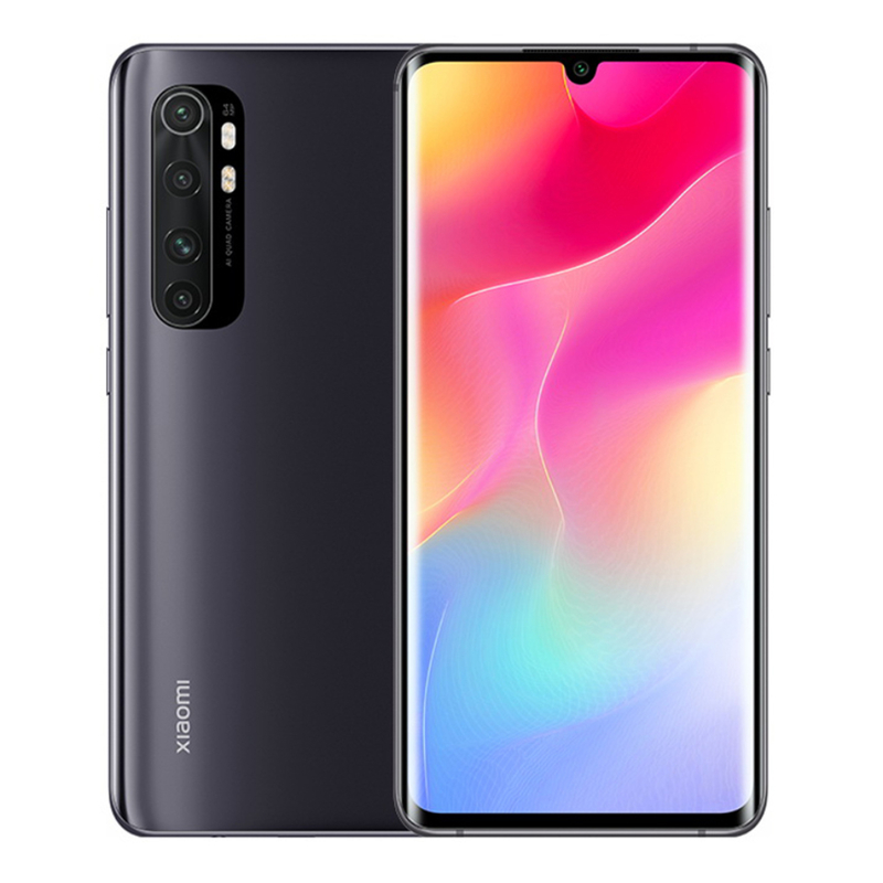 Xiaomi Mi Note 10 Lite 6/128GB Black (Global Version)