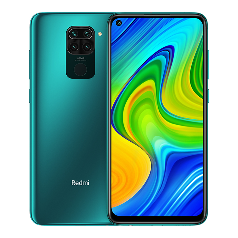 Xiaomi Redmi Note 9 3/64GB Green (NFC)