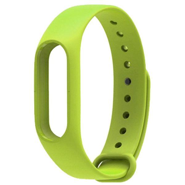 Ремешок для  Xiaomi Mi Band 2 (зеленый)