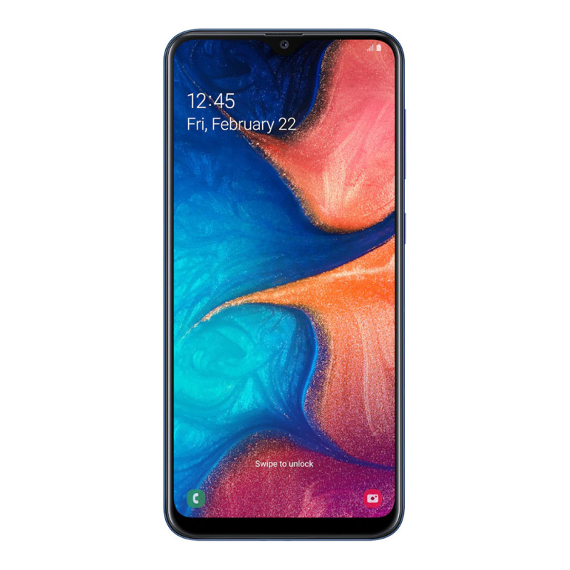 Samsung Galaxy A20 32Gb Blue