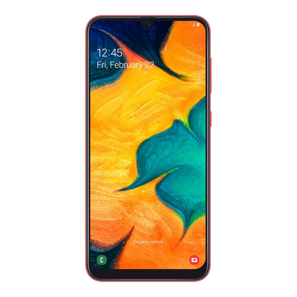 Samsung Galaxy A30 64Gb Red