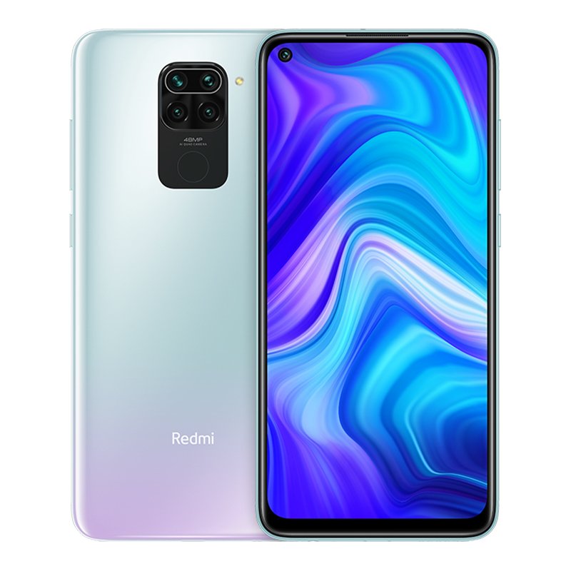 Xiaomi Redmi Note 9 3/64GB White (NFC)