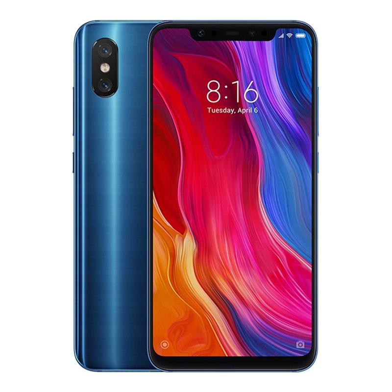 Xiaomi Mi 8 6/64Gb Blue (Global Version)