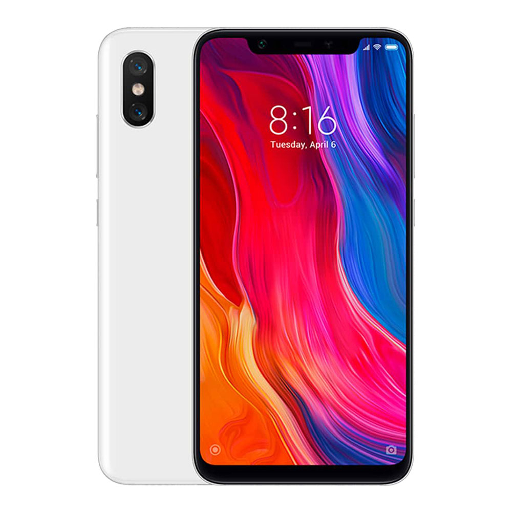 Xiaomi Mi 8 6/64Gb White (Global Version)