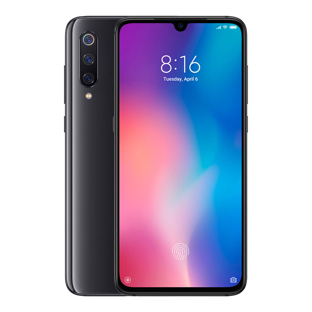 Xiaomi Mi 9 6/64Gb Black (Global Version)