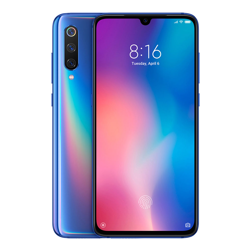 Xiaomi Mi 9 6/128Gb Blue (Global Version)