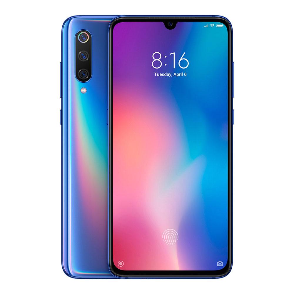 Xiaomi Mi 9 6/128Gb Blue (Global Version)