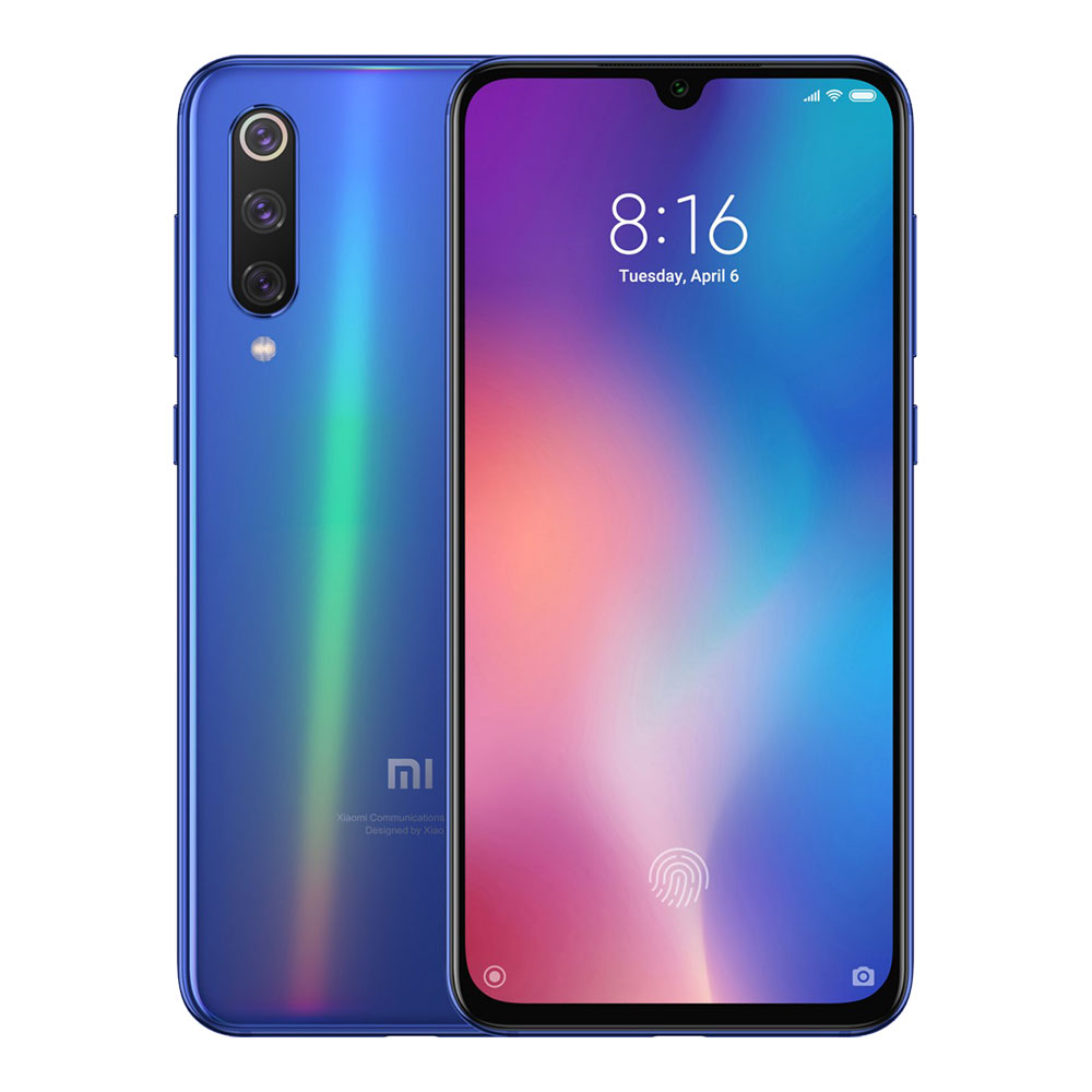 Xiaomi Mi 9 SE 6/128Gb Blue (Global Version)