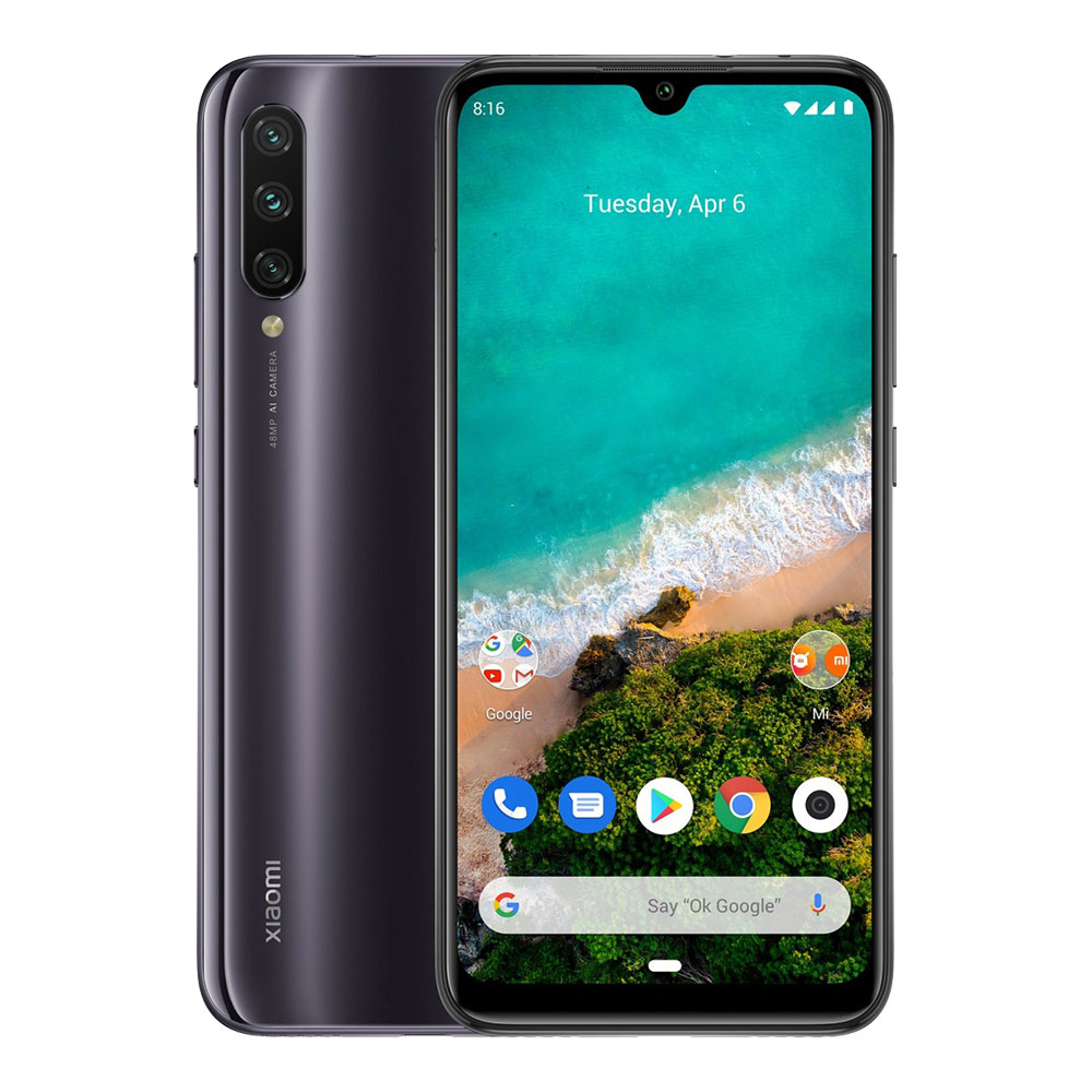 Xiaomi Mi A3 4/128Gb Gray (Global Version)