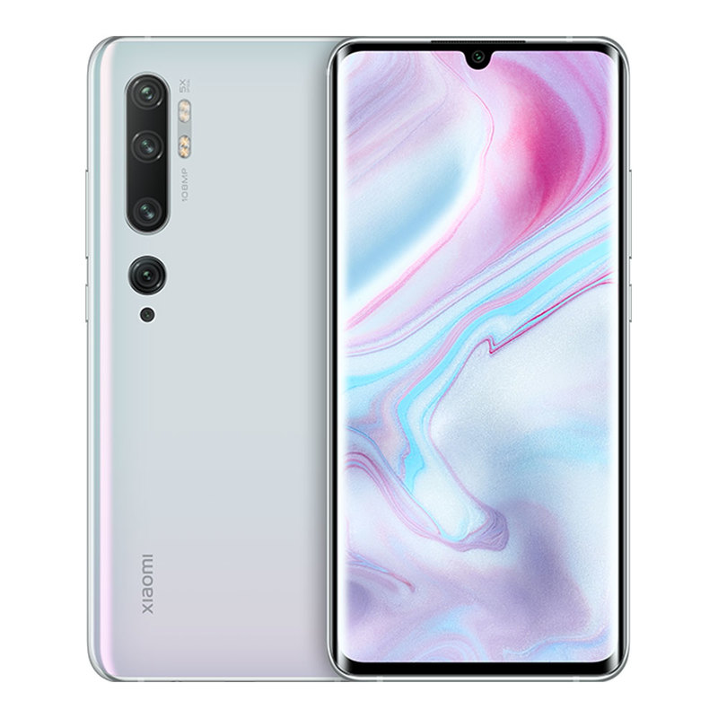 Xiaomi Mi Note 10 6/128Gb White