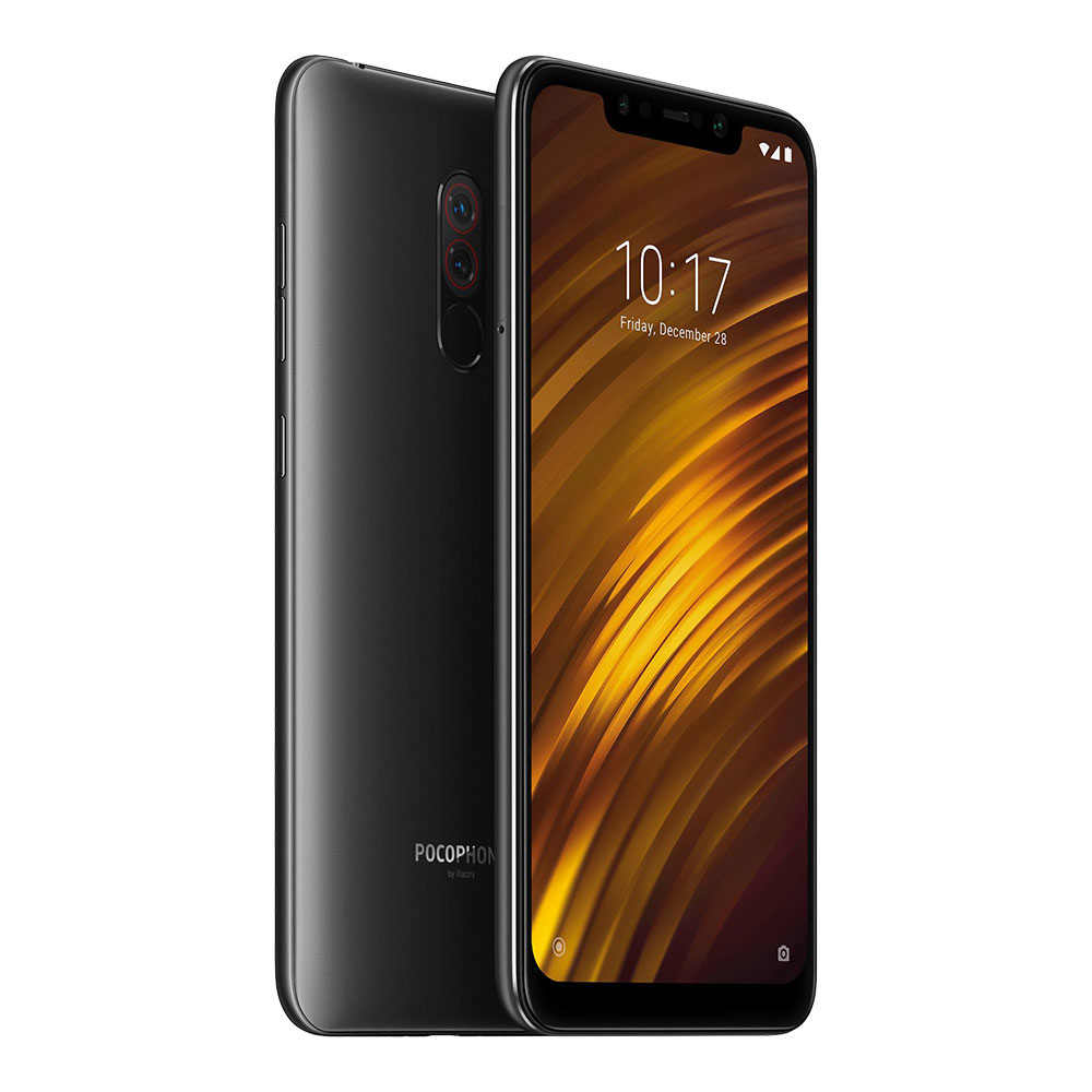 Xiaomi Pocophone F1 6/64Gb Black (Global Version)