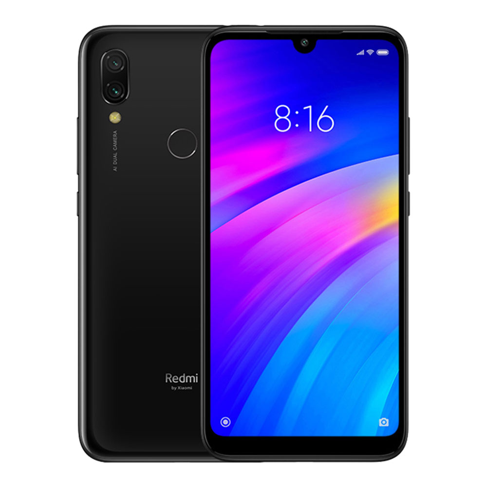 Xiaomi Redmi 7 3/32Gb Black (Global Version)