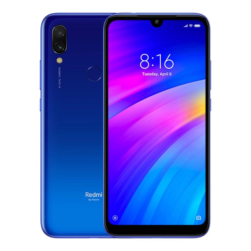 Xiaomi Redmi 7 3/32Gb Blue (Global Version)
