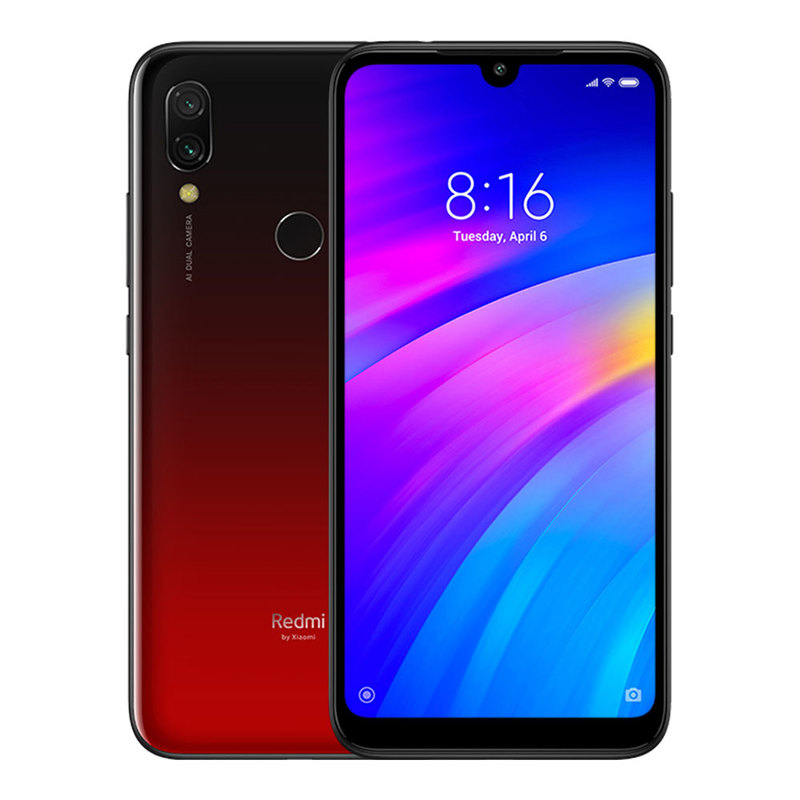 Xiaomi Redmi 7 3/32Gb Red (Global Version)