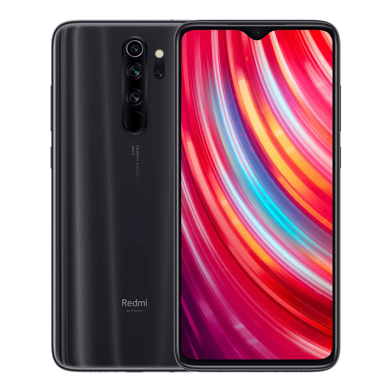 Xiaomi Redmi Note 8 Pro 6/128Gb Mineral Gray (Global Version)