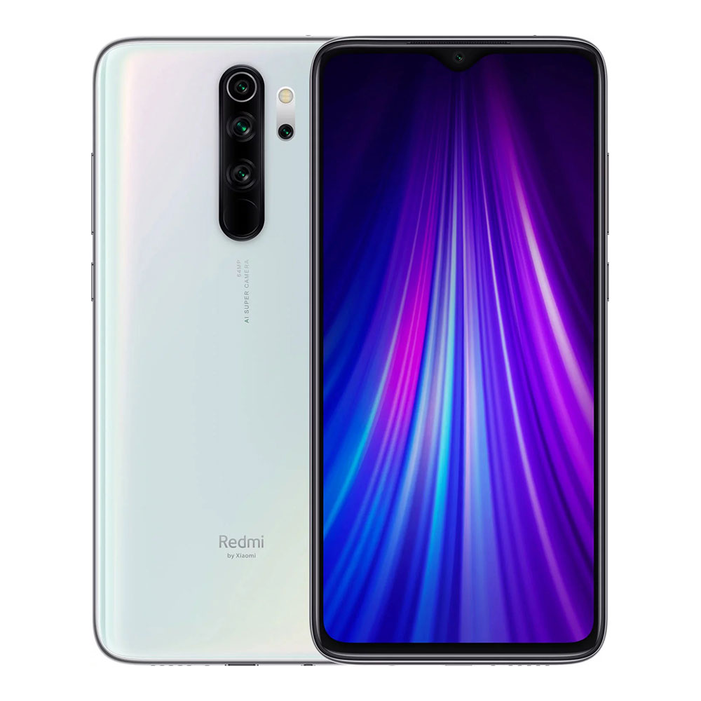 Xiaomi Redmi Note 8 Pro 6/128Gb Pearl White (Global Version)