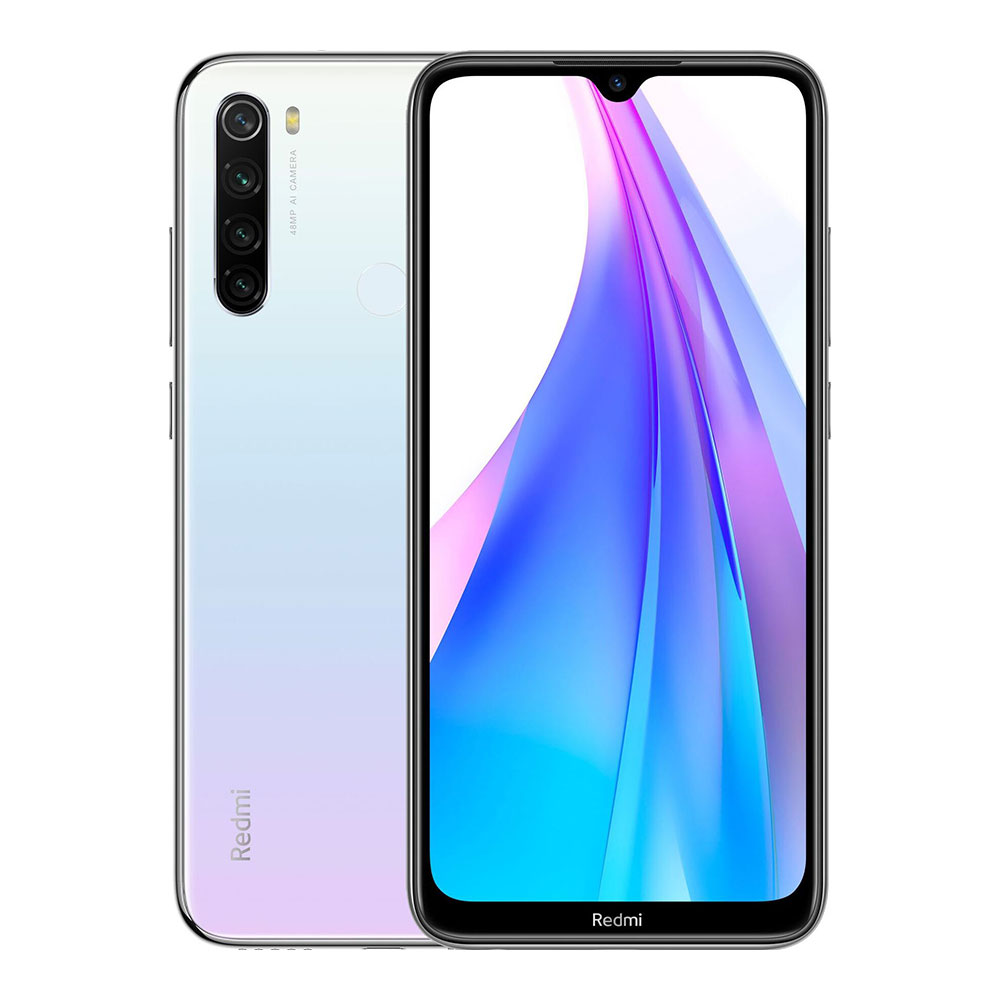 Xiaomi Redmi Note 8T 64Gb Moonlight White