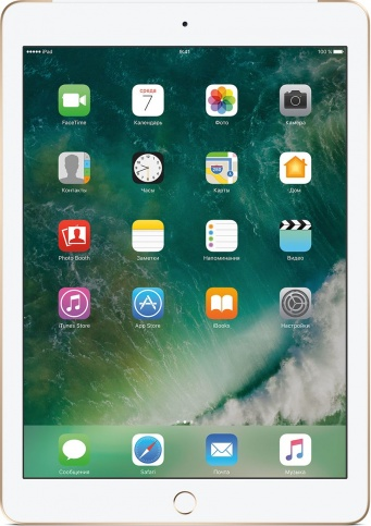 Apple iPad 32Gb Wi-Fi + Cellular Gold